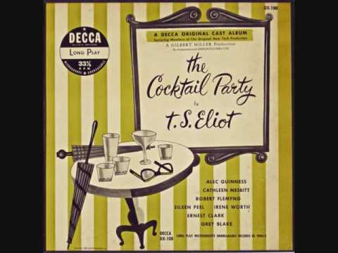 T. S. Eliot  The Cocktail Party