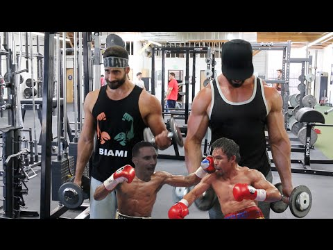 How To Defeat Your Gym Nemesis ft. Bradley Martyn
