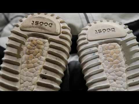 YEEZY BOOST 350 TURTLE DOVE RESTORATION