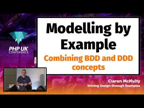 PHP UK Conference 2017 - Ciaran McNulty - Driving Design through Examples