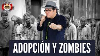 Franco Escamilla.- Adopción y Zombies (Grabado Mayo 2018)