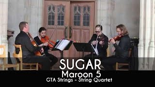 SUGAR Maroon 5 - String Quartet COVER