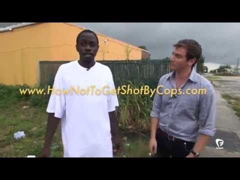 Earl Sampson has been stopped by Miami Gardens Police over 200 times