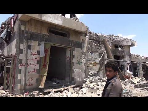 Yemen: Saudi-led Coalition Airstrikes Hit Hotel