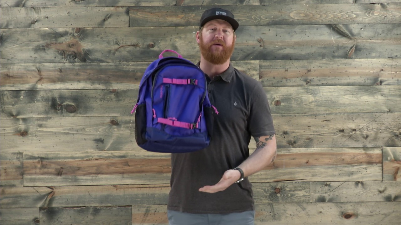 97aa6cc10fbb 2017 Burton Day Hiker Backpack - Girls - Review - The-House.com ...