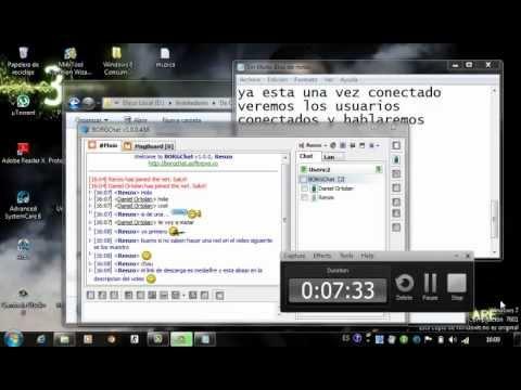 Descargar Borg Chat Lan