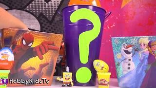 Boys or Girls! Surprise Toys YOU Choose + Blind Box Candy By HobbyKidsTV