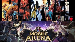 Setelah DC Heroes, Marvel Heroes Juga Masuk Arena of Valor?