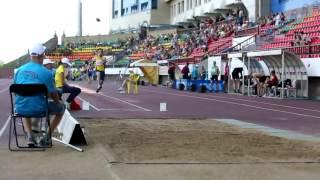 Более 500 участников собрал чемпионат Беларуси по легкой атлетике в Гродно