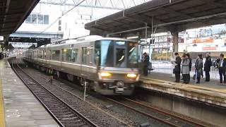 JR西日本 223系2000番台 普通 姫路行き 膳所駅 20181212