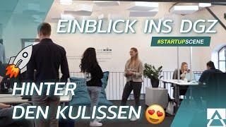 Einblicke in das Digitale Gründerzentrum Aschaffenburg Alte Schlosserei