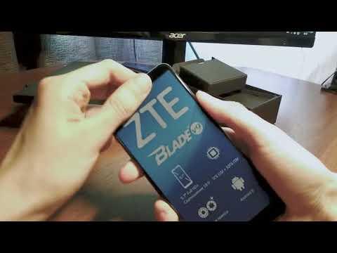 ОНЛАЙН ТРЕЙД РУ — Смартфон ZTE Blade V9 32Gb Black