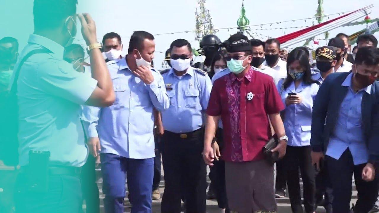 (LIVE REPORT) Tiba di Gedung KPK, Edhy Prabowo Jalani Pemeriksaan