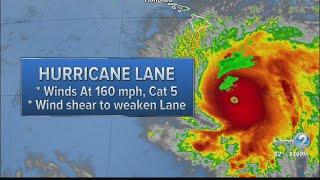 8 p.m. Hurricane Lane update