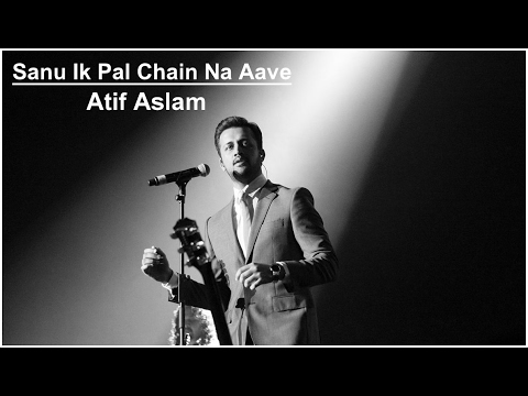 Sanu Ik Pal Chain Na Aave - Atif Aslam | A Tribute To Ustad Nusrat Fateh Ali Khan | Live Concert