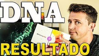FANTASTICO ÁRVORE GENEALÓGICA! RESULTADO TESTE DNA! MyHeritage!