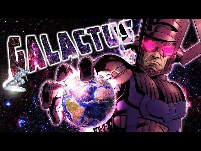 Galactus le dévoreur de mondes ! - COMICS FORCE #5