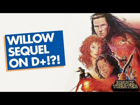 WILLOW Sequel Series In Talks At Disney+!!