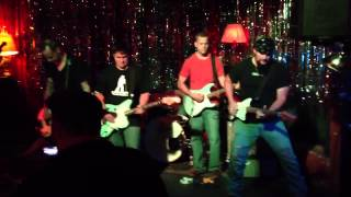 Aqualads- The Whirling Dervish w/ special guest Johnny Stew