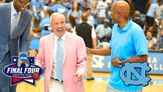 Kenny Smith: UNC Basketball Tradition Is Like Having Cousins In Every City