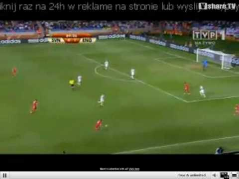 Republic of Slovenia 0:1 England - 23.06.2010