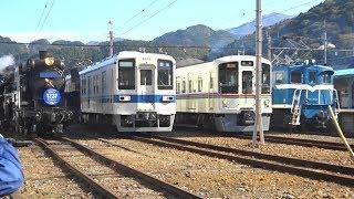 【秩父鉄道120周年によるイベント】ちちてつサンクスフェスタ2019開催
