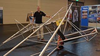 BirdGlider- report of Aero Expo 2015