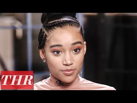 Amandla Stenberg, Abbie Cornish, & Amma Asante on Nationalism in 'Where Hands Touch' | TIFF 2018