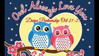 ☆DIVINE PARTNERSHIP☆💞🔥🔥Oct 21-27*Twin Flames*