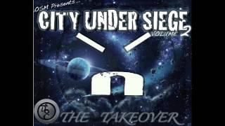 DJ Chipsta Presents City Under Siege Vol 2 - Track 22. Think Your A Gangsta - Shax
