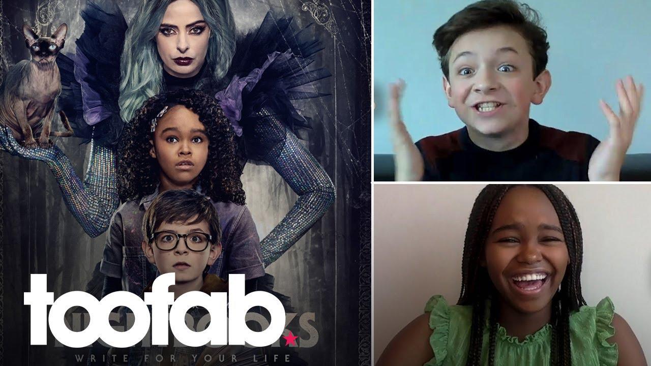 Nightbooks Stars Talk Horror Movies and Krysten Ritter | toofab