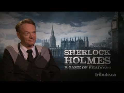Jared Harris  Sherlock Holmes: A Game of Shadows  with Tribute