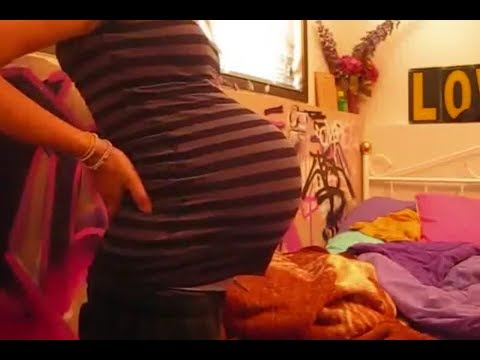 TeenMommy2010 – Belly Shots Only