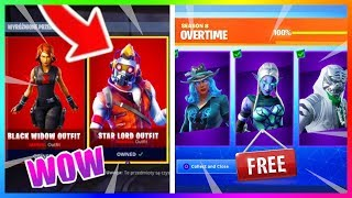 HOW TO GET FREE SKINS FROM THE CARNET? | FORTNITE