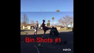 Bin Shots #1 With Jesse Thompson and Blaine Harris