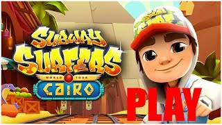 Subway Surfers - Android Subway Surfers Mobile Game Play Video