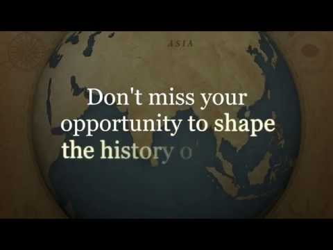 History of Travel in 2 minutes