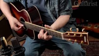 Yamaha TransAcoustic Guitar Demo