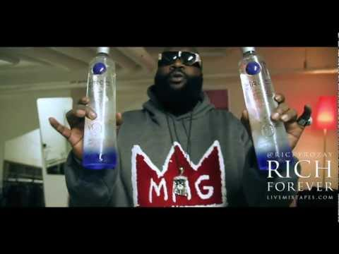 "RICK ROSS ""RICH FOREVER"" EURO TOUR VLOG PART 2 (AMSTERDAM, TOULOUSE & OSLO)"