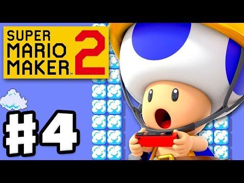 super-mario-maker-2---gameplay-walkthrough-part-4---jobs-for-toads!-(nintendo-switch)