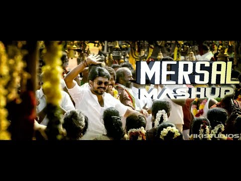 Mersal Mashup Mass Of Thalapathy Vijay