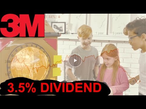 3m Dividend Stock Break Down 3 5% Starting Yield