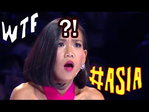 WTF Got Talent Auditions #ASIA