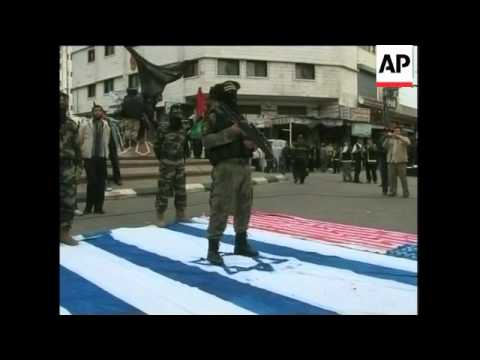 Protesters call on Arab League to help end Gaza Strip blockade