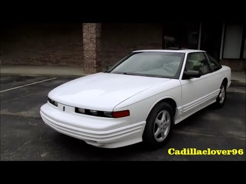 1997 Oldsmobile Cutlass Supreme Sl Coupe Start Up Exhaust And Full Tour Youtube