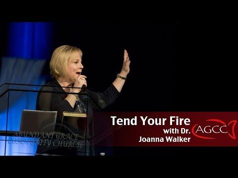 Tend your Fire!, Dr. Joanna Walkeer
