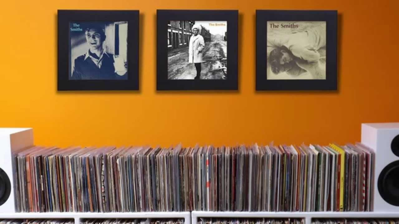 Hedendaags Je favoriete albums aan de muur - lpspeler.nl TC-51