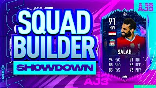 Fifa 21 Squad Builder Showdown!!! ROAD TO THE FINAL SALAH!!!
