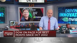 Nvidia CEO talks closing on $7 billion Mellanox deal