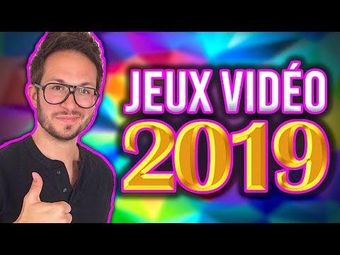 MES 10 JEUX LES PLUS ATTENDUS DE 2019 ❤️